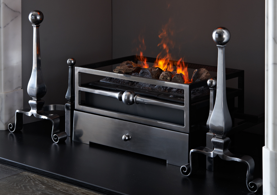 Electric Fire Basket - Byron For Dogs