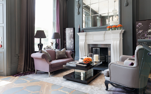, Completion of the Lancaster Gate project