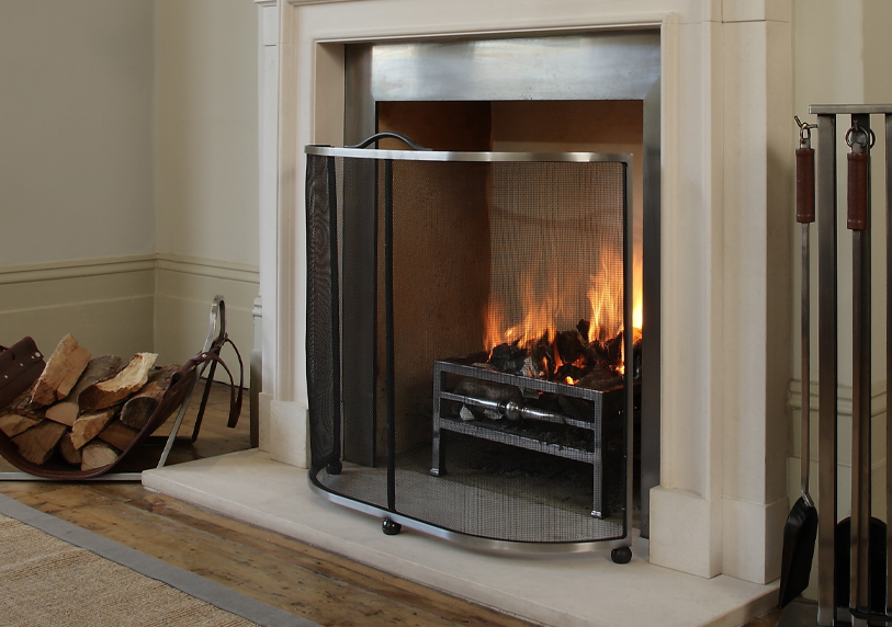 , Are fireplace screens necessary?