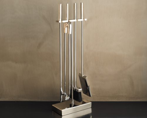 Astor tool set Polished Nickel
