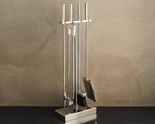 Astor tool set Polished Nickel