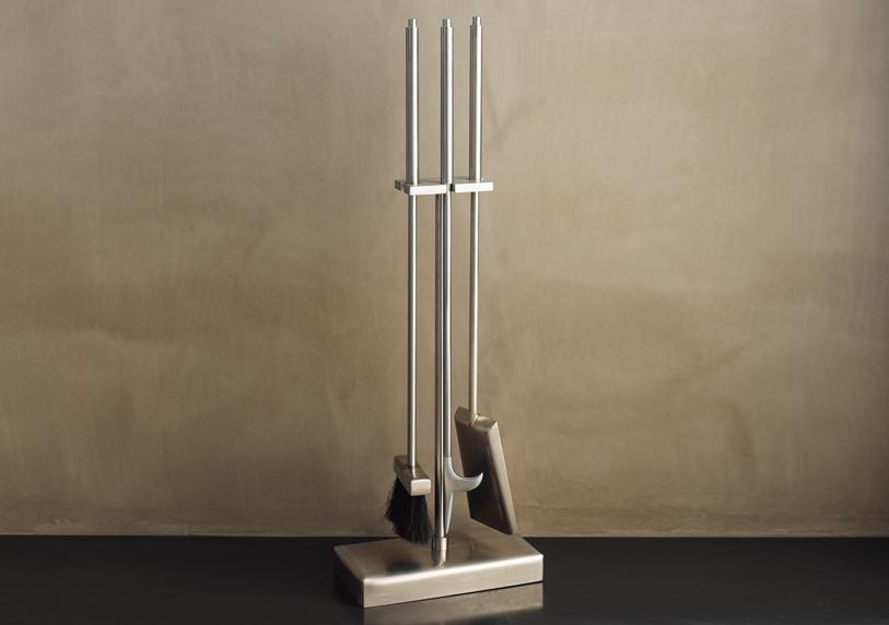 Mercer tool set Brushed Nickel