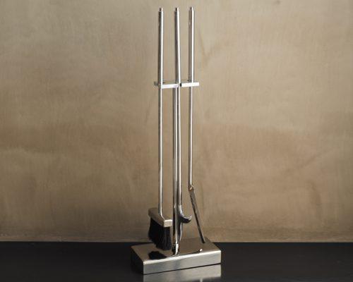 Mercer tool set Polished Nickel